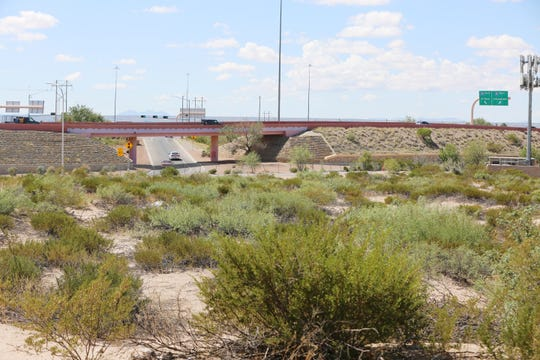 The U.S. 70 bridge over Interstate 25 will soon be getting a facelift.