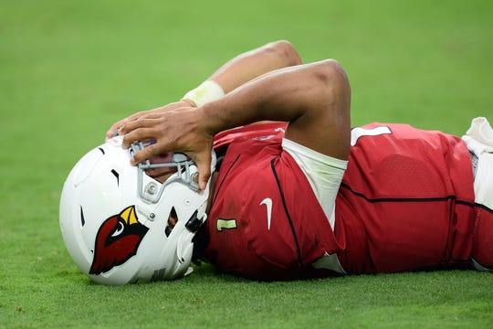 Kyler Murray and the Arizona Cardinals are off to a rough start this season, but they have 13 games left to play.