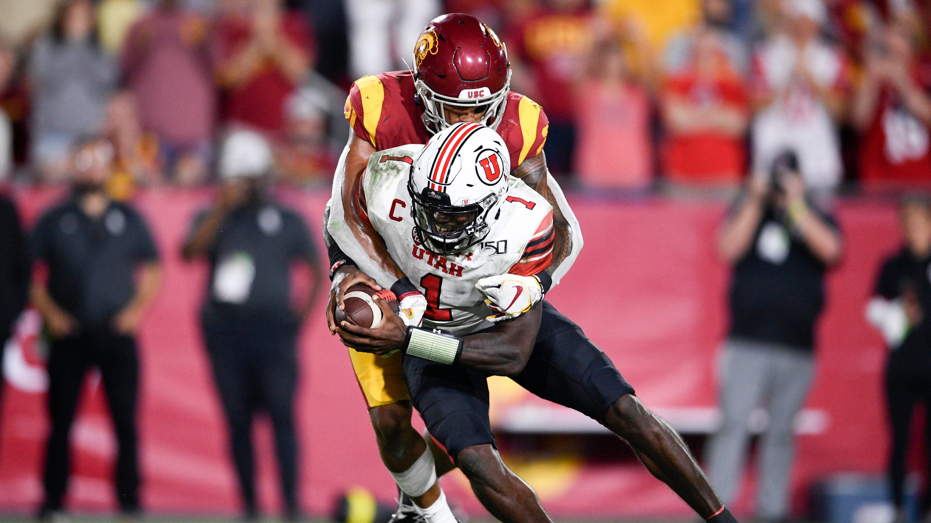 super popular bd0a2 4f999 Pac-12 football power rankings: Utah loss to USC lifts ...