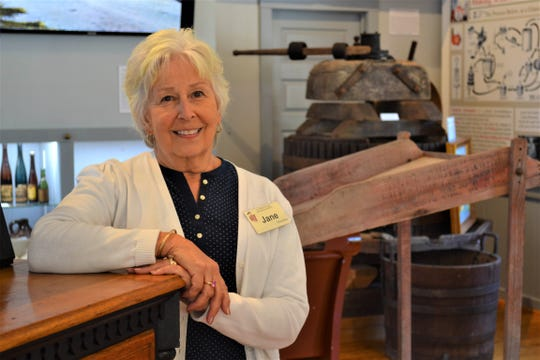 Jane Spriestersbach, the Catawba Island Historical Society Museum's new curator, plans to spend the off-season winter months organizing donations and historical documentation. The museum hopes to open a research library next year which will aid visitors in local history and family history research.