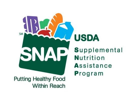 The Supplemental Nutrition Assistance Program, formerly known as food stamps, provides benefits to about 6,500 people in York County, according to the state Department of Human Services.