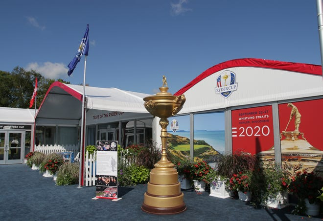 The Taste of the Ryder Cup 2020 took place Sept. 23 at Whistling Straits near Haven.