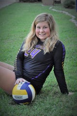 Byrd's Emma Turner isn't satisfied participating in just one thing at Byrd.