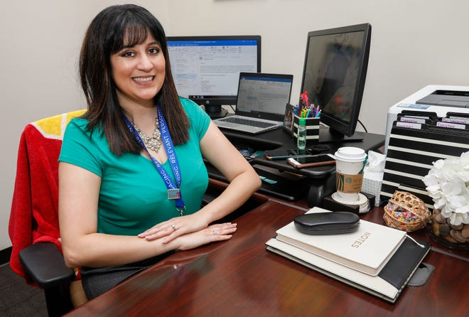 Yvania Garcia-Pusateri is the inaugural chief equity and diversity officer for Springfield Public Schools.