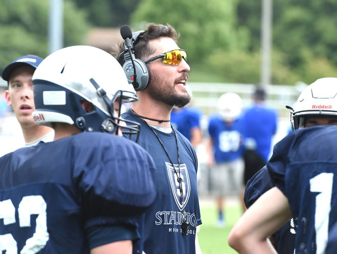 Staunton may be moving up a classification per VHSL proposal.