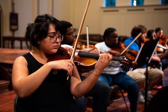 The Javacya Elite Chamber Orchestra, one of the programs of the Javacya Arts Conservatory, is comprised of students of various ages and from all areas of Tallahassee.