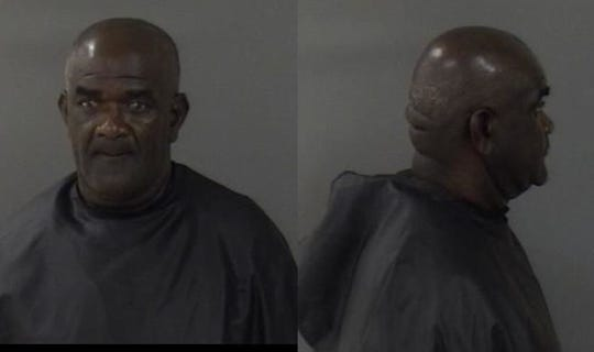 Cotiel Pierre, 60, was charged with harvesting a native plant without a permit and trespassing on Friday, September 20, 2019.