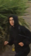 Fillmore authorities hope the public can help them identify this suspect.