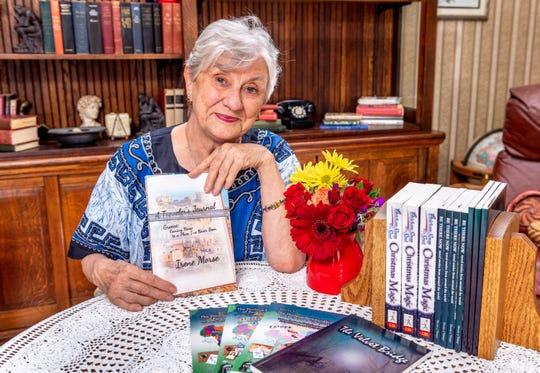 "Irene Morse's new book ""A Traveler's Journal,"" a book about caring for her mother with Alzheimer's Disease, is due out soon."