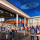 The New York Islanders broke ground on their new Long Island arena. Here's what it will look like.