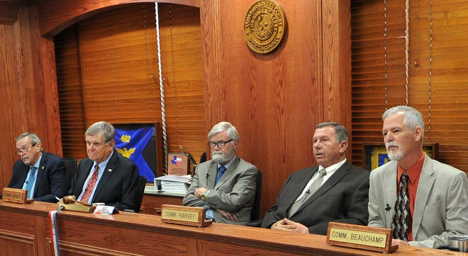 The Wichita County Commissioners Court met Monday and discussed matters including storm damage repair to roofs on several county buildings. The county decided to delay the canvas of the election and swearing in of new commissioner, Mickey Fincannon, until next week, Nov. 16.