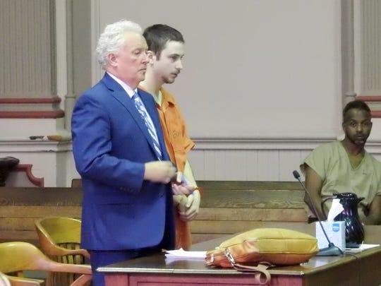 Dustin Cox was sentenced to life in prison Monday for the murder of this wife Martisa Palmer Cox.