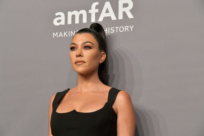 Kourtney Kardashian and ex Scott Disick do not believe in spanking, Kardashian made clear in a series of tweets.