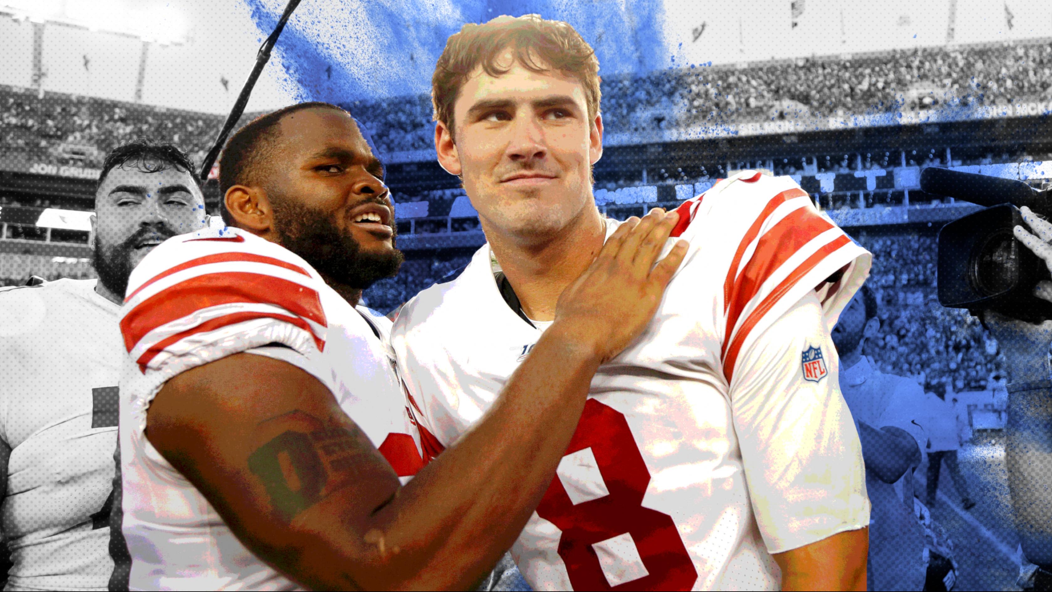 NFL Week 3 overreactions: Let the Daniel Jones legend begin