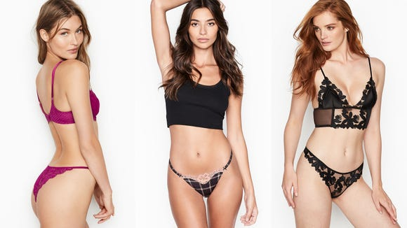 For today only, if you buy three panties, get three free now at Victoria's Secret.