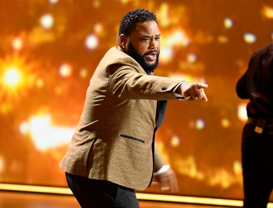 Image result for anthony anderson emmy host