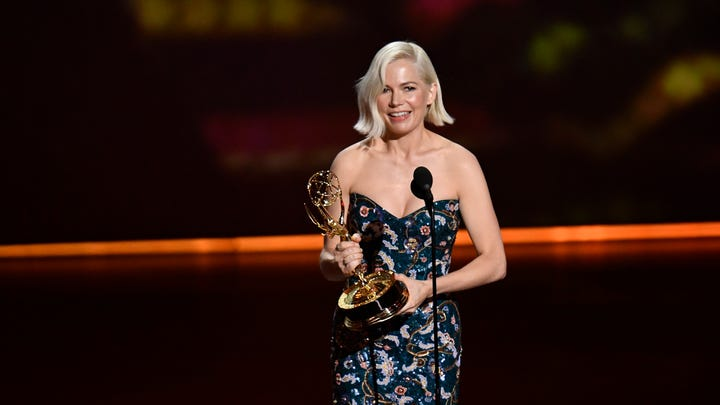 Emmys 2019: Michelle Williams made the night's best political statement