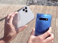 Samsung Galaxy S10+ vs. iPhone 11 Pro Max: Who has the better camera?