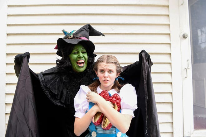 The Asheville Community Theatre presents The Wizard of OZ.