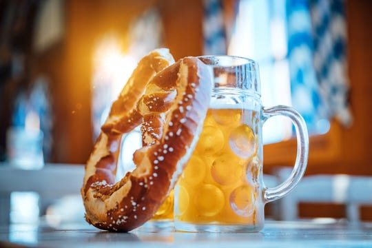Looking for a place to celebrate Oktoberfest this month? We've got some suggestions.