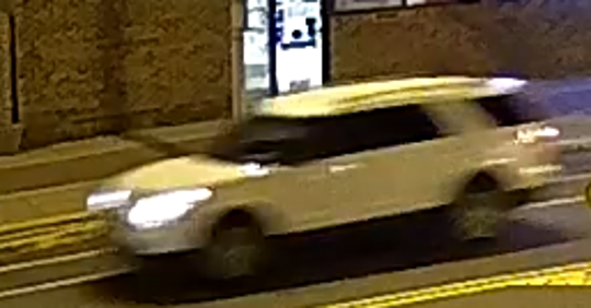 West Deptford police are seeking this vehicle in connection with a Sept.. 19 hit-and-run accident that killed a Gloucester City man.