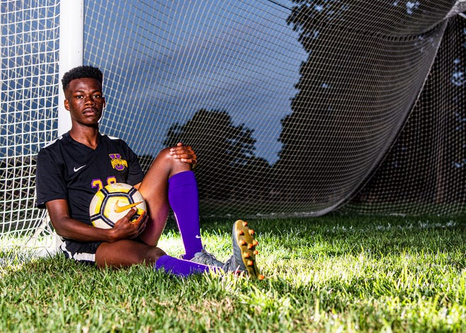 Unioto's Vijay Wangui has been unstoppable to start the season so far. Now he looks to continue his stellar play and take UHS soccer on a tourney run.