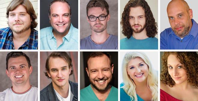 "Stephen Sondheim's ""Assassins"" plays the Roxy Regional Theatre, October 4 - October 19"