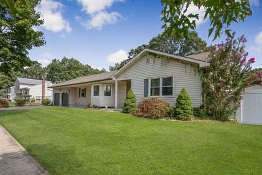 Andrew Zastko, Broker-Owner of Gloria Zastko, Realtors, has listed 15 Holmes Avenue, a rancher located in the heart of Outcalt Manor.