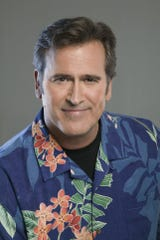 Bruce Campbell's latest book makes light of his Hollywood career.