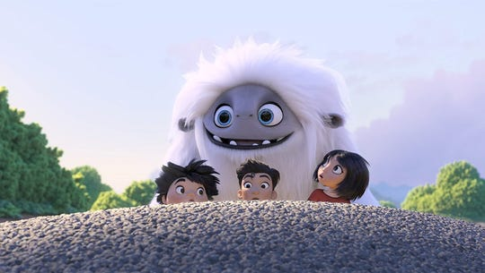 "In ""Abominable,"" youngsters set out to reunite a Yeti with his family."