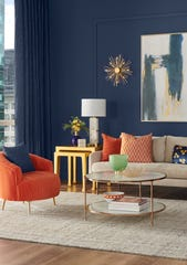 Sherwin-Williams has named Naval (SW 6244) its 2020 Color of the Year.
