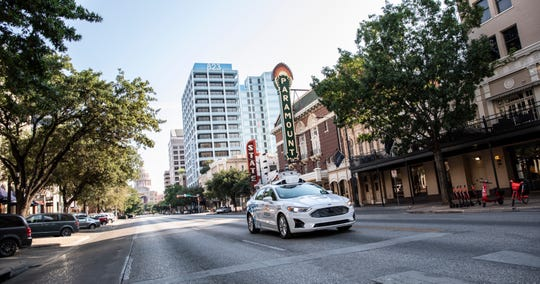 Ford Motor Co. in mid-November will begin testing autonomous vehicles and its business model for those vehicles in Austin, Texas.