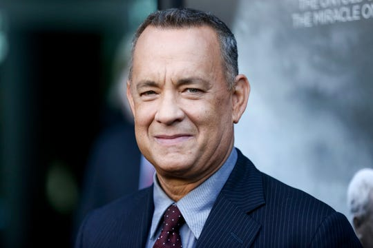 Tom Hanks will be the recipient of the Cecil B. DeMille Award at January's Golden Globes Awards.