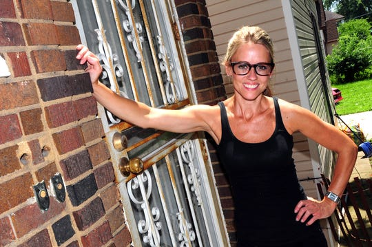 """Nicole Curtis, a Lake Orion native and host of HGTV's """"Rehab Addict,""""  will be a speaker at TEDx Detroit on Nov. 6."""