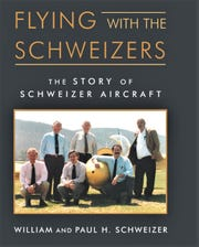 A new book by the son of one of the co-founders of Schweizer Aircraft in Big Flats traces the company's history through its sale to Sikorsky Aircraft and eventual closure.