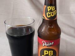 Point Brewery's peanut butter cup porter drinks like dessert in a bottle | Higgins Eats It