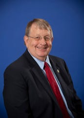 Mauldin write-in mayoral candidate Don Godbey poses for a portrait in this submitted photo.