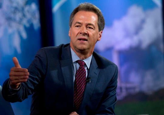 Gov. Steve Bullock, now running in the 2020 Democratic presidential primary, rolled out two plans recently dealing with labor and infrastructure.