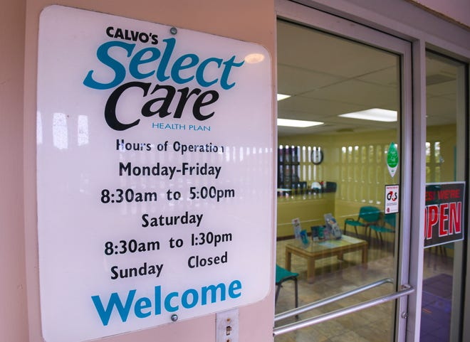 Calvo's SelectCare confirmed a back office employee has tested positive for COVID-19.