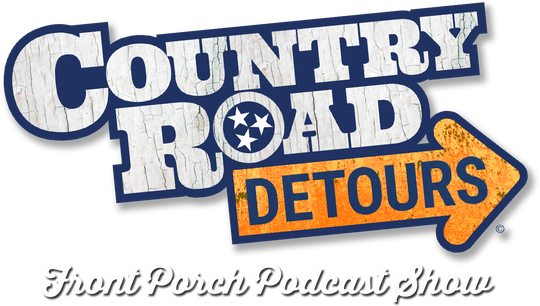 The Country Road Detours logo