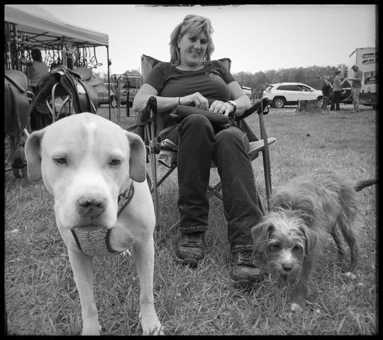 Bob Longmire's small-town travels have allowed him to meet a lot of people – and their dogs.