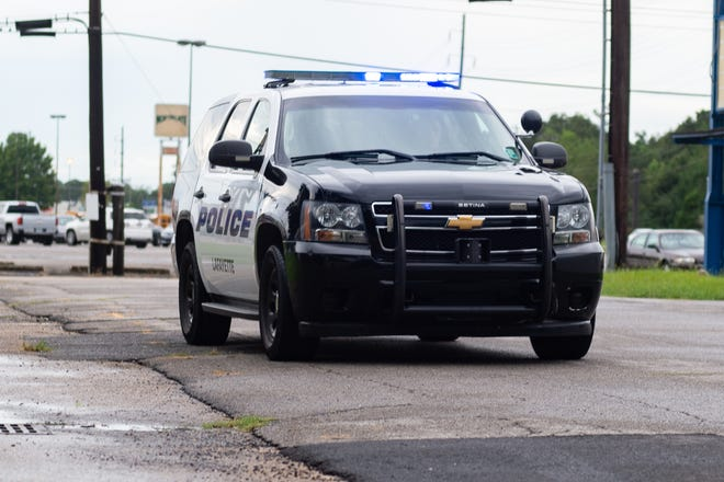 Four men have applied to be Lafayette's next Chief of Police, a position left vacant since January.