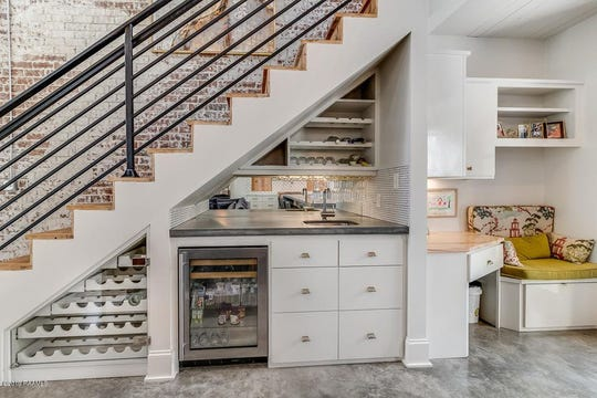 Gated mansion in the heart of Lafayette includes floor to ceiling windows, an indoor kids playground, 17 foot kitchen waterfall island, and modern living patio. The home is on the market for $1.13 million.