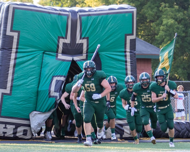 Howell will seek a third straight victory when it visits Hartland Friday night.