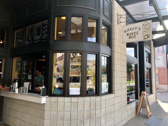 Beginning Sept. 30, Nancy's Bagel Box will be operated by Marketplace Restaurant and become Marketplace Coffee.