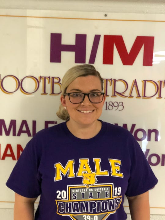 Annie Heskett Gordon has been named the new softball coach at Male High School.