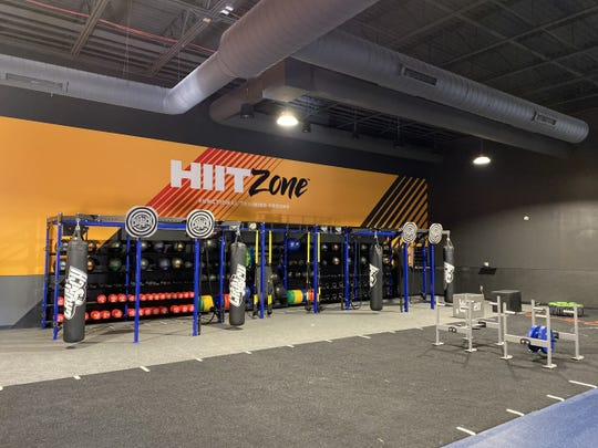 The new East Lansing location of Crunch, situated in a retail plaza, will offer cardio and strength training equipment, half-hour circuit training and personal training.