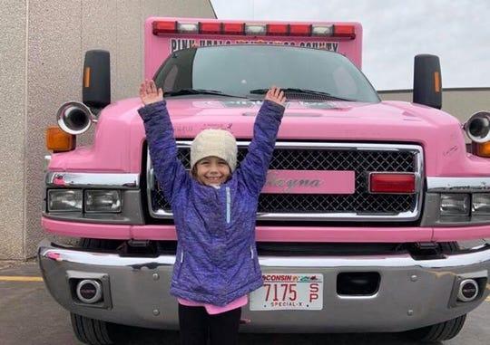 Alayna Haese Pink Heals