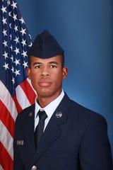 U.S. Air ForceAirman Kenneth T. Reed