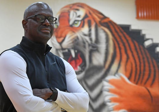 Kevin Porter is settling in as the new athletic director at Mansfield Senior High School.